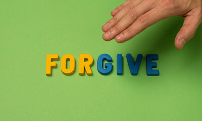 Step 05: Forgive & Forget